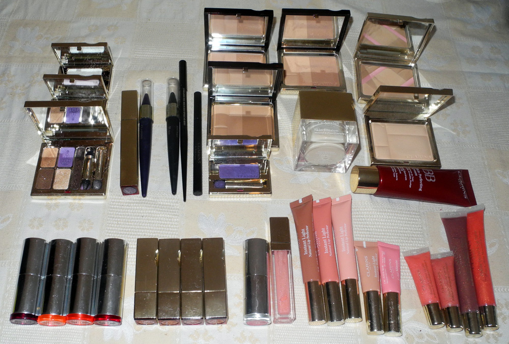 Clarins Show Us Your Clarins Makeup4all