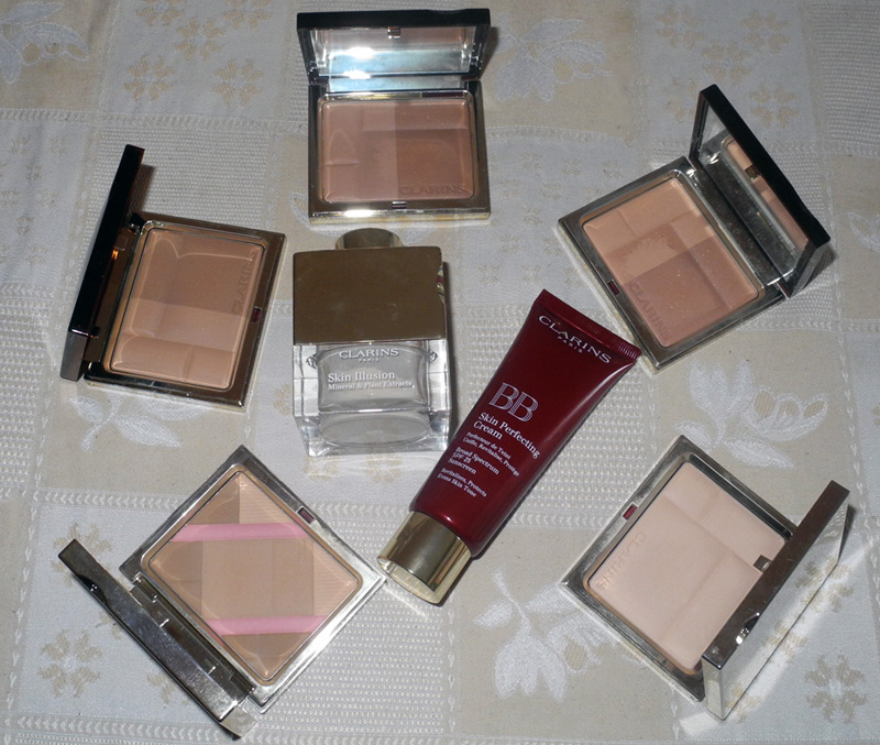 Clarins Show Us Your Clarins face products Makeup4all