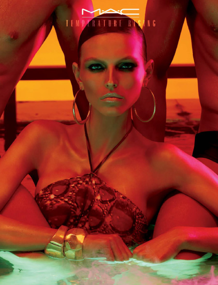 MAC Cosmetics temperature Rising Makeup Collection for Summer 2013