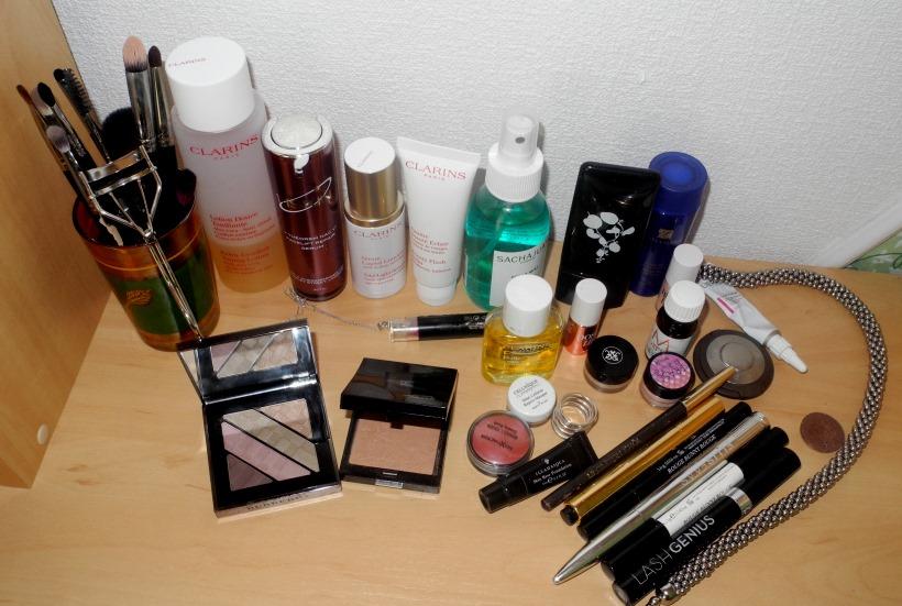 Makeup4all May makeup and skincare