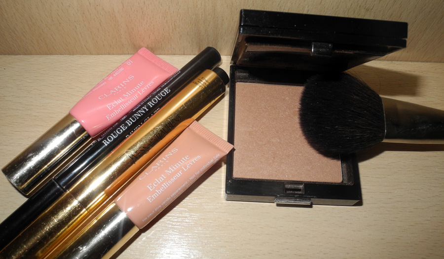 May Beauty Favourites Clarins, YSL, Rouge Bunny Rouge, Japonesque, Trish McEvoy
