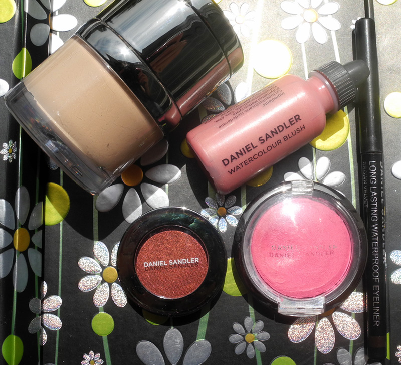My Top 5 Favourite Beauty Products From Daniel Sandler Cosmetics
