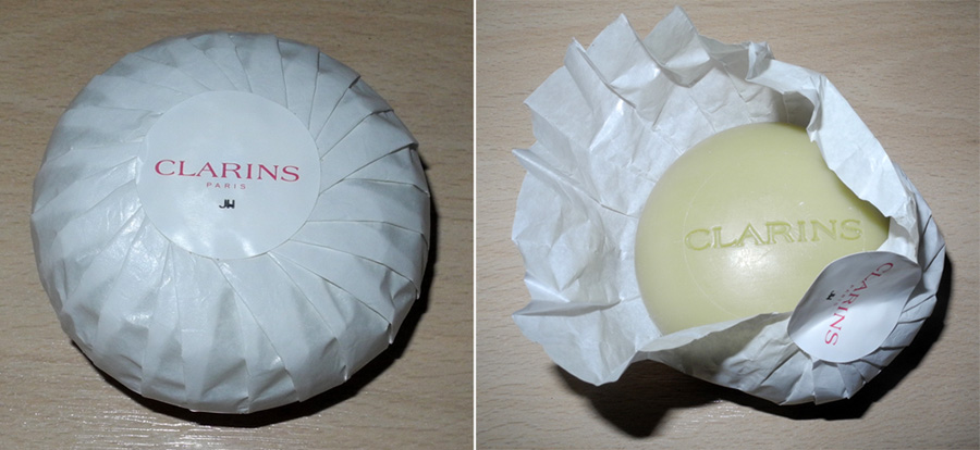 Clarins Gentle Beauty Soap Review
