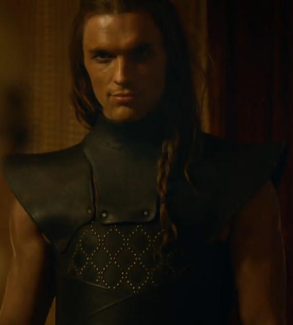 Daario Naharis Game Of Thrones