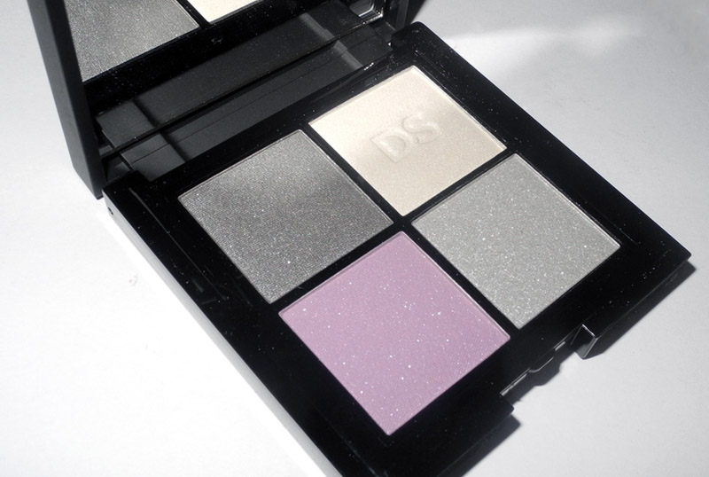Daniel Sandler Eye Shadow Quad in Sheer Beauty Review and Swatches 1