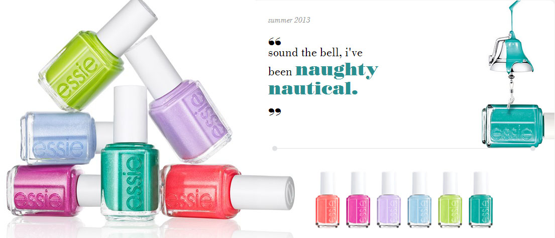 Essie Summer 2013 nail polish collection
