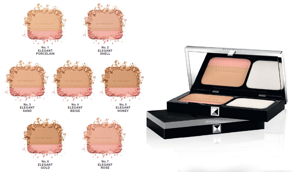 Givenchy Teint Couture Long-Wearing Compact