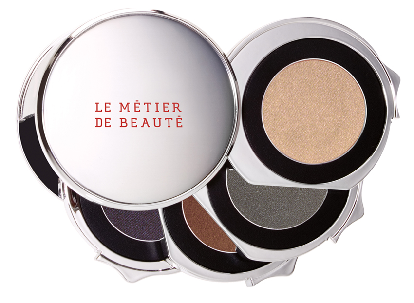 Le Metier De Beaute Mid Summer Nights Dream Kaleidoscope eye shadows