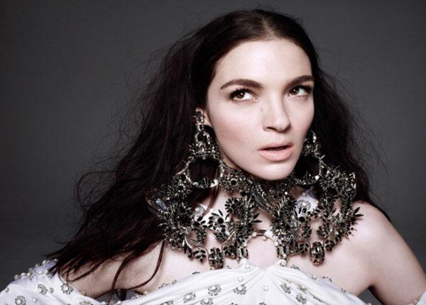 Mariacarla Boscono Beauty Inspiration Makeup4all 5