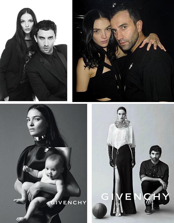 Mariacarla Boscono Beauty Inspiration Makeup4all  Givenchy