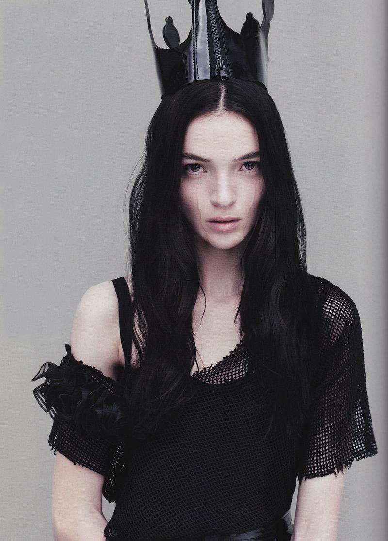 Mariacarla Boscono Beauty Inspiration Makeup4all
