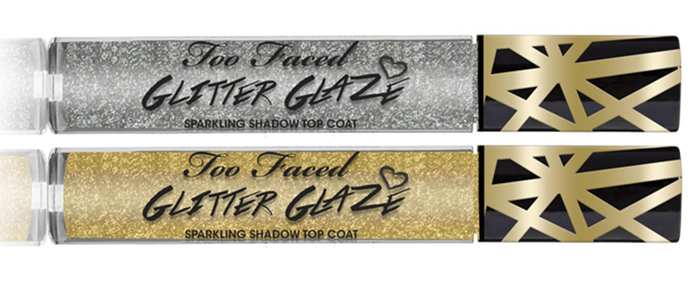 Too Faced Glitter Glaze Transforming Shadow Top Coat fall 2013