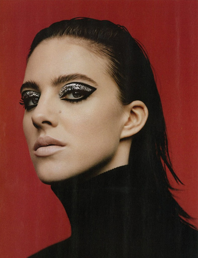 i-D magazine summer 2013, makeup by Lucia Pica 3