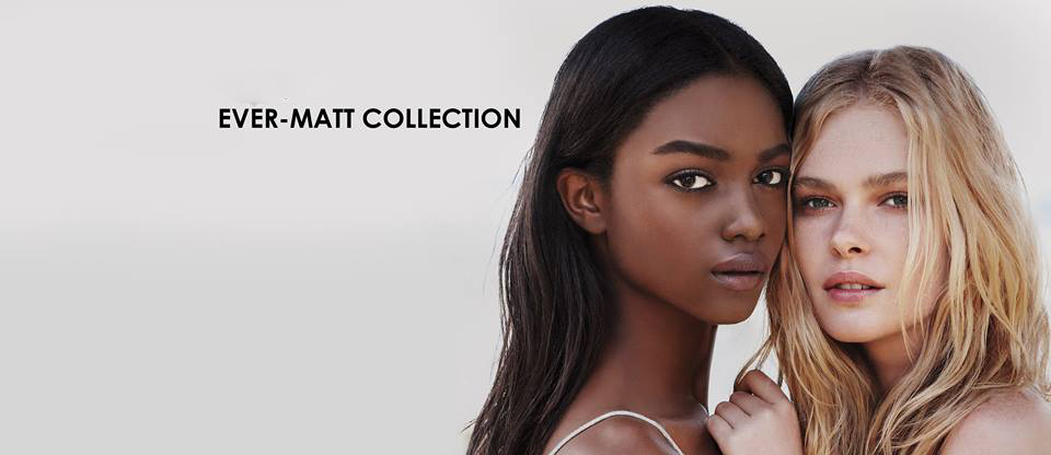BECCA Cosmetics Ever Matt Collection
