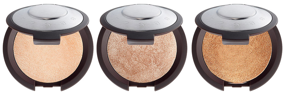 BECCA Shimmering Skin Perfector Pressed Opal, Topaz, Moonstone