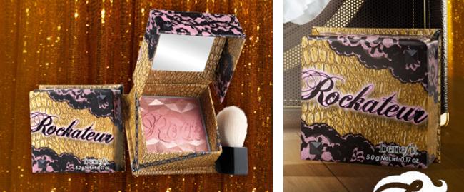 Benefit Cosmetics Rockateur Blush promo