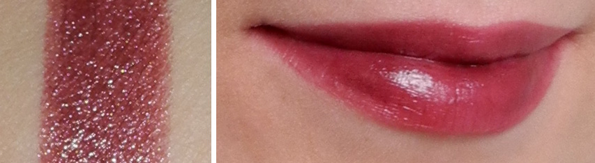 Clarins Joli Rouge Lipstick in 738 Royal Plum Review and LIp Swatches