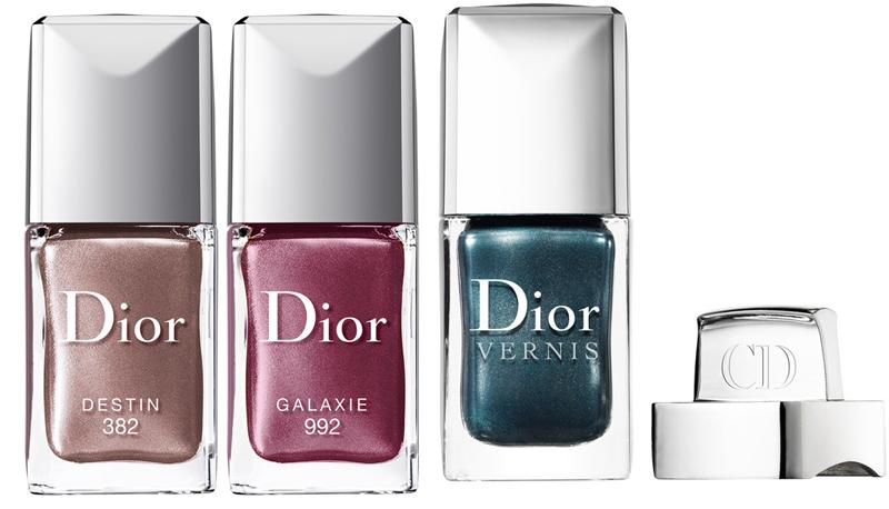Dior Mystic Metallics Makeup Collection for Fall 2013 nail polish