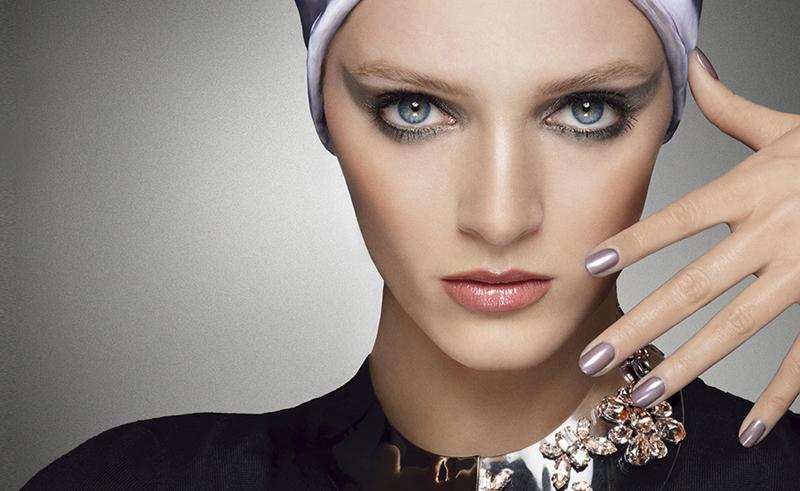 Dior Mystic Metallics Makeup Collection for Fall 2013 promo