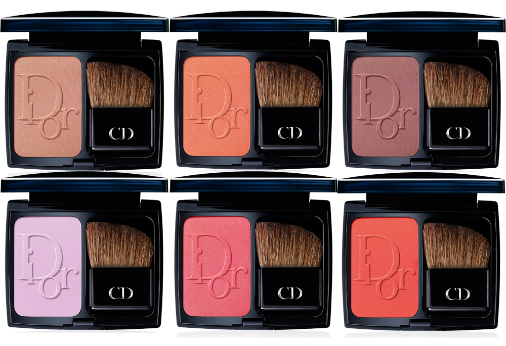 Diorblush shades for fall 2013