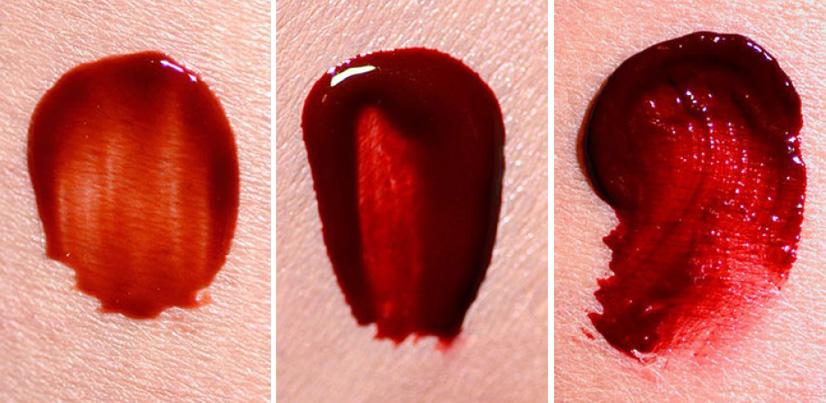 Ellis Faas Reds glazed, creamy and milky