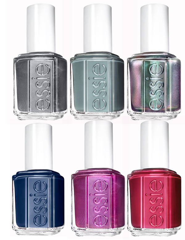 Essie nail polish collection for fall 2013