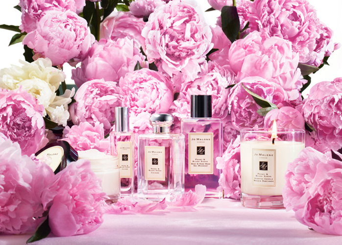 Jo Malone Peony And Blush Suede Cologne and collection fall 2013