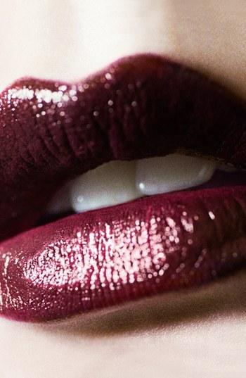 MAC Cosmetics Supreme Lipglass and lipsticks promo