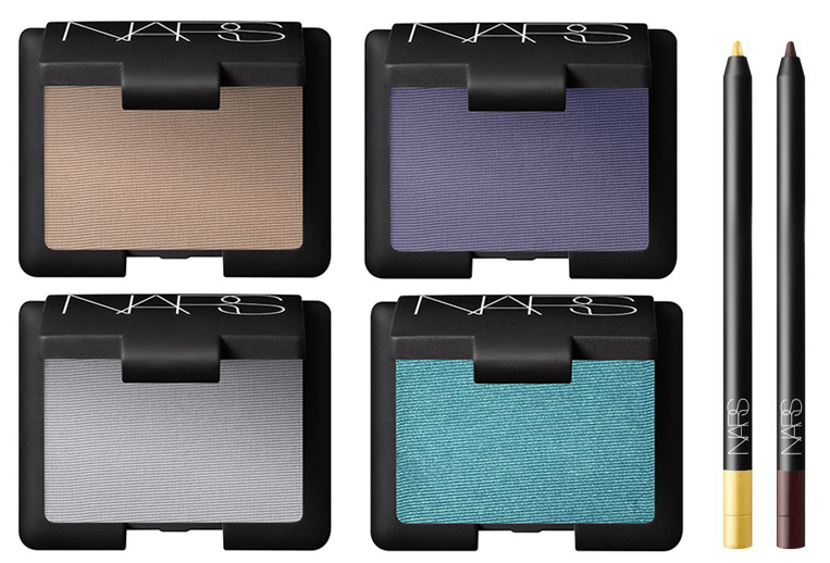 NARS Haute Hypnotic Makeup Collection for Fall 2013 eyes