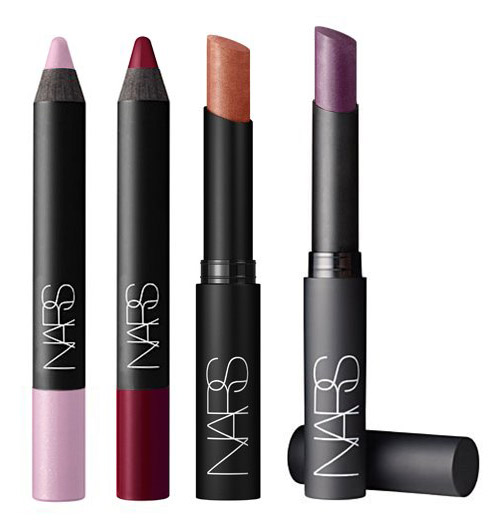 NARS Haute Hypnotic Makeup Collection for Fall 2013 lips