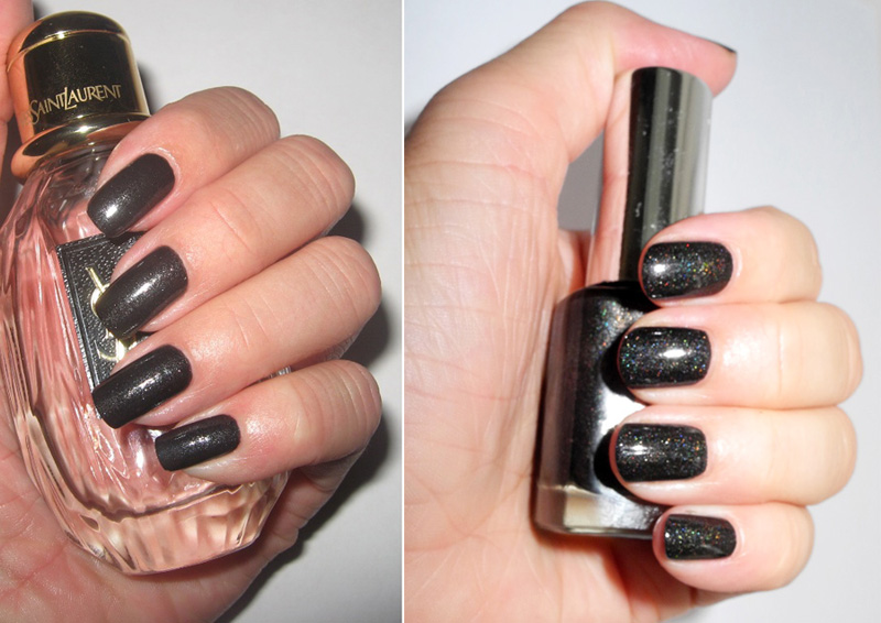 Nails OPI and A England manicure makeup4all