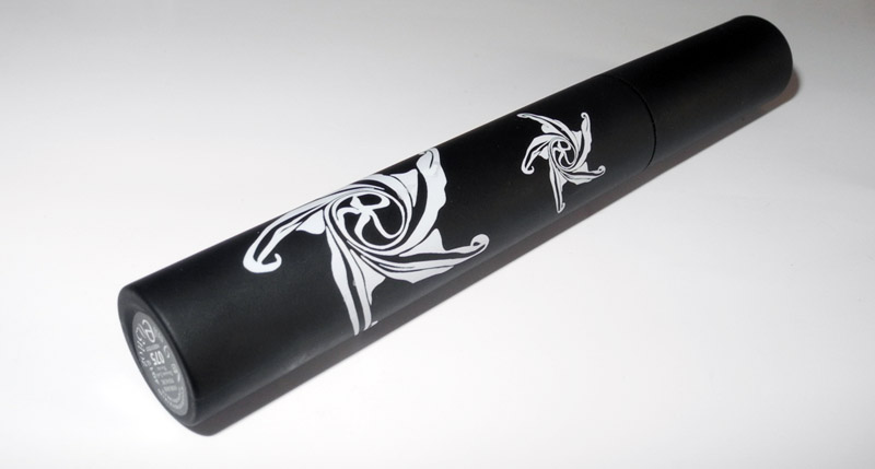 Rouge Bunny Rouge Dramatic Lash Mascara Megaplumes in Oxblood Panache Review and Swatches