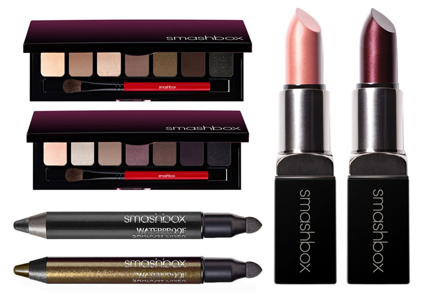 Smashbox Fade To Black Makeup Collection for Fall 2013 promo