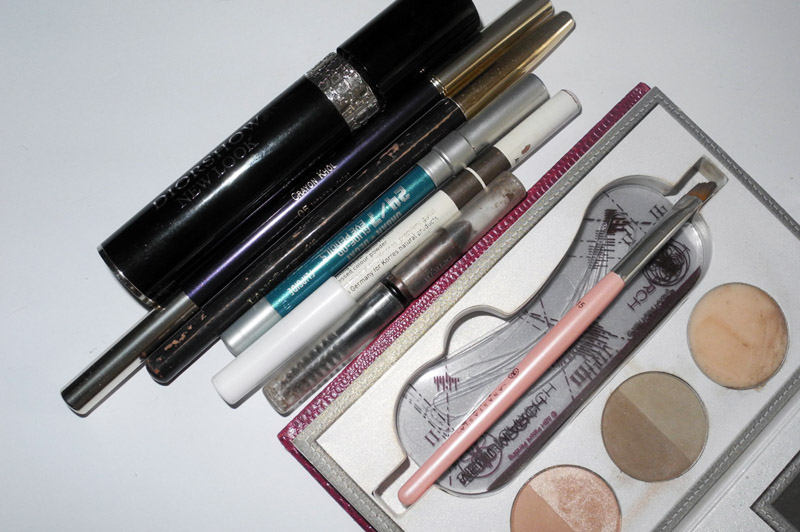 Summer Makeup eyes and brows makeup4all