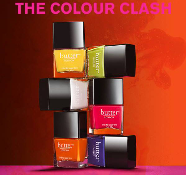 butter LONDON Colour Clash Nail Polish Collection for the Autumn Winter 2013
