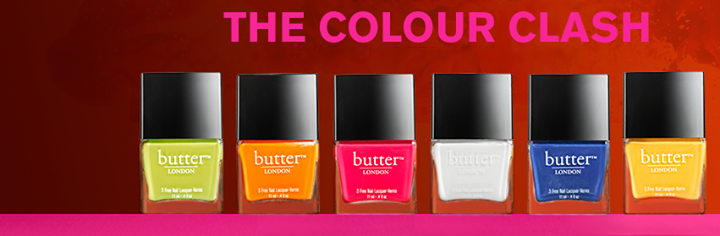 butter LONDON Colour Clash Nail Polish Collection for the Autumn Winter 2013  1