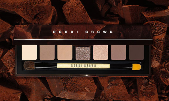 Bobbi Brown Rich Chocolate Makeup Collection for Fall 2013 eye palette