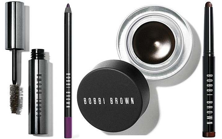 Bobbi Brown Rich Chocolate Makeup Collection for Fall 2013 eyes