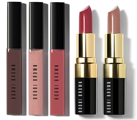 Bobbi Brown Rich Chocolate Makeup Collection for Fall 2013 lips