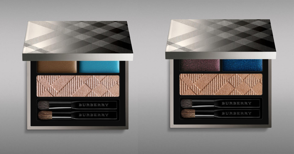 Burberry beauty Splash Eye Palette summer 2013