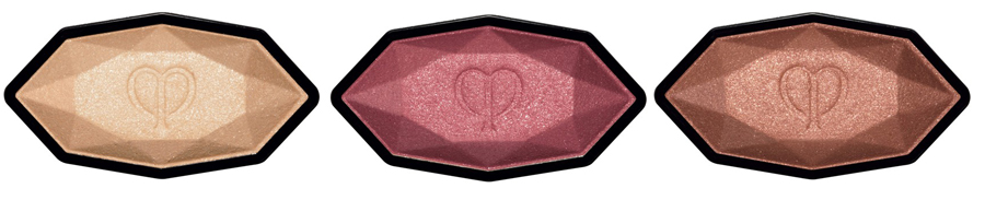 Cle de peau La Beauté des Roses Satin Eye Color fall 2013