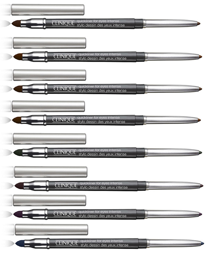 Clinique Quickliner For Eyes fall 2013