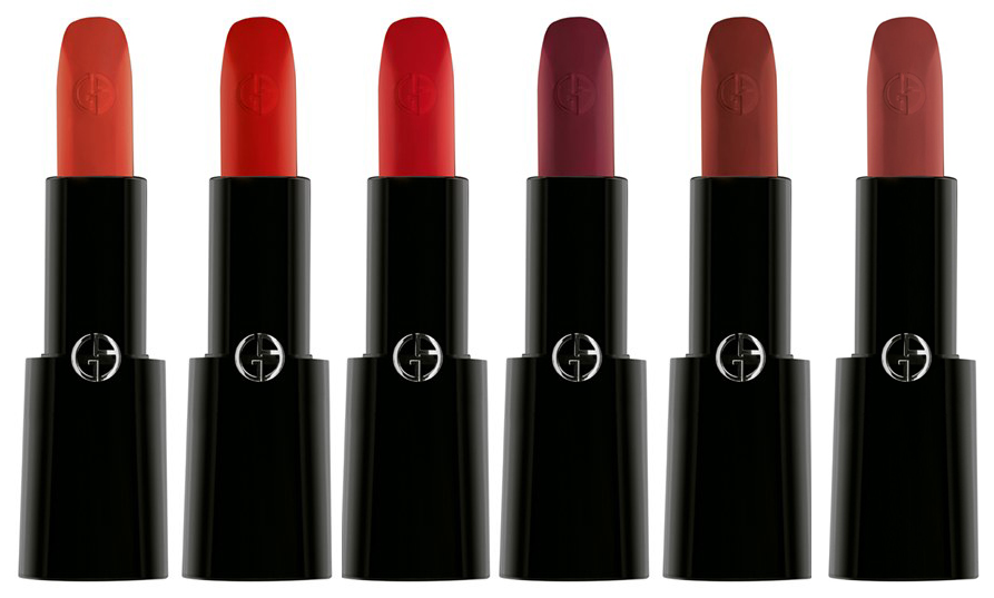 Giorgio Armani Kaleidoscope Makeup Collection for Fall 2013 lipsticks