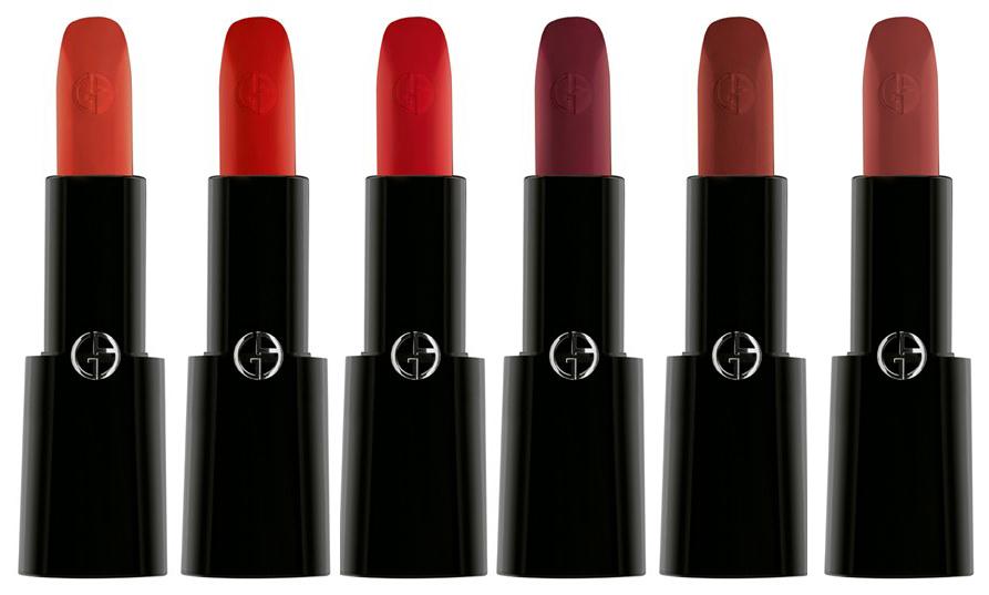 Giorgio Armani Kaleidoscope Makeup Collection for Fall 2013 lipsticks