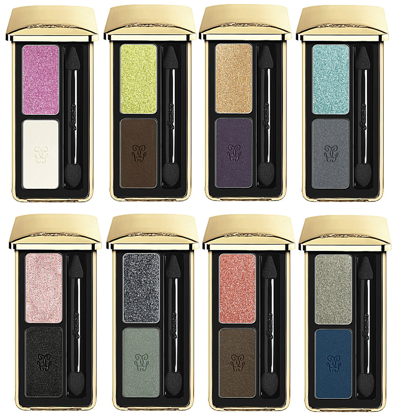 Guerlain Autumn Collection Ecrin 2 Couleurs eyeshadow fall 2013