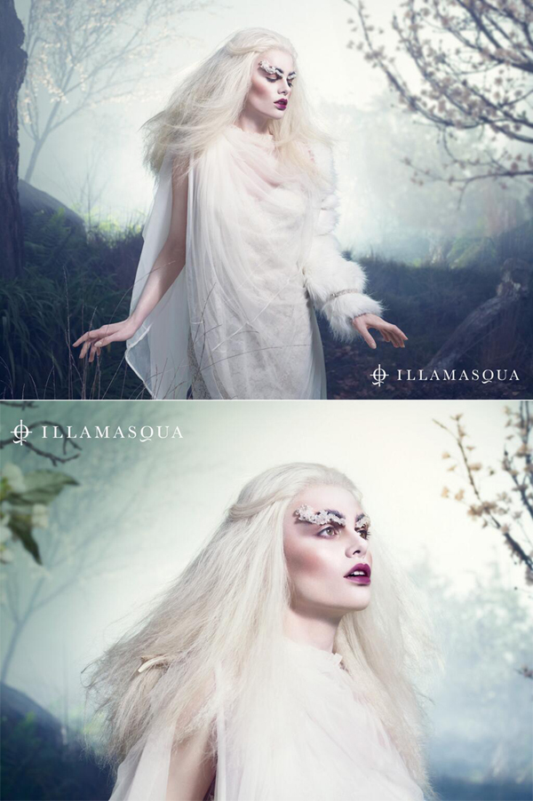 Illamasqua Sacred Hour Makeup Collection  fall 2013 dawn Spirit
