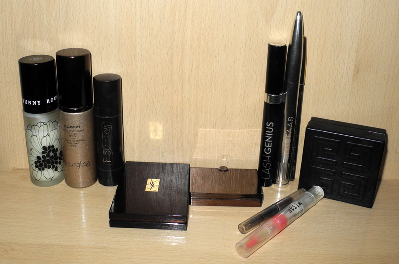 Makeup4all Hourglass Rouge Bunny Rouge Givenhcy Lancome Stila YSL