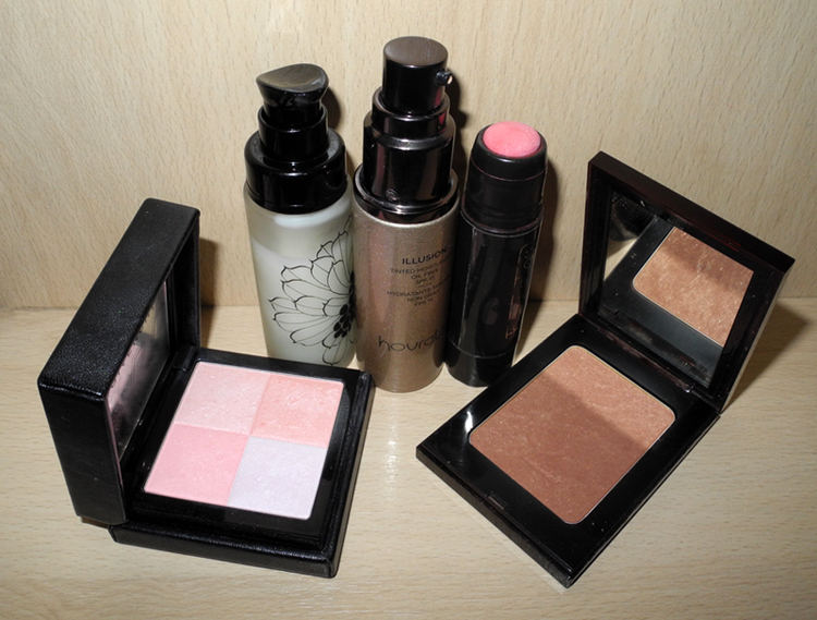 Makeup4all YSL, Givenchy, Rouge Bunny Rouge, Hourglass