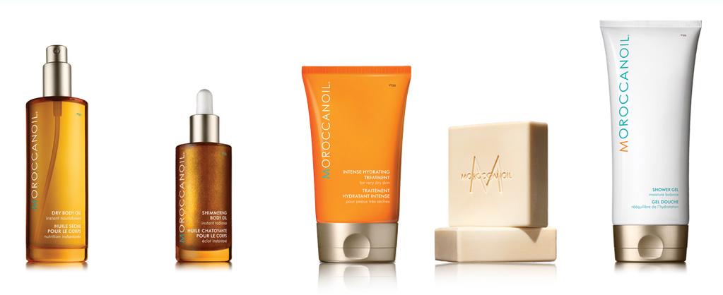 Moroccanoil Body Care Products promo