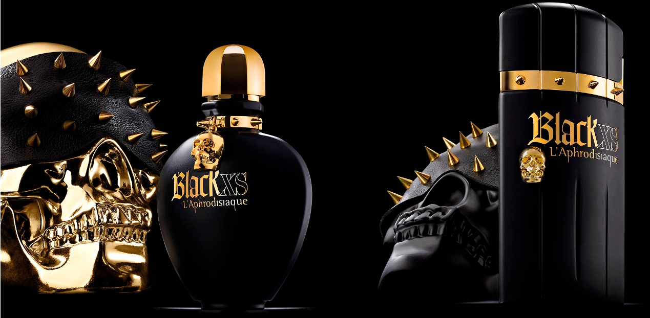 Paco Rabanne Black XS L'Aphrodisiaque for women and men promo